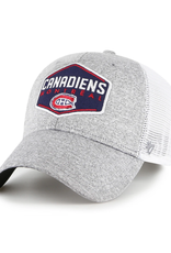 '47 '47 Men's Hitch Contender Stretch Hat Montreal Canadiens Grey