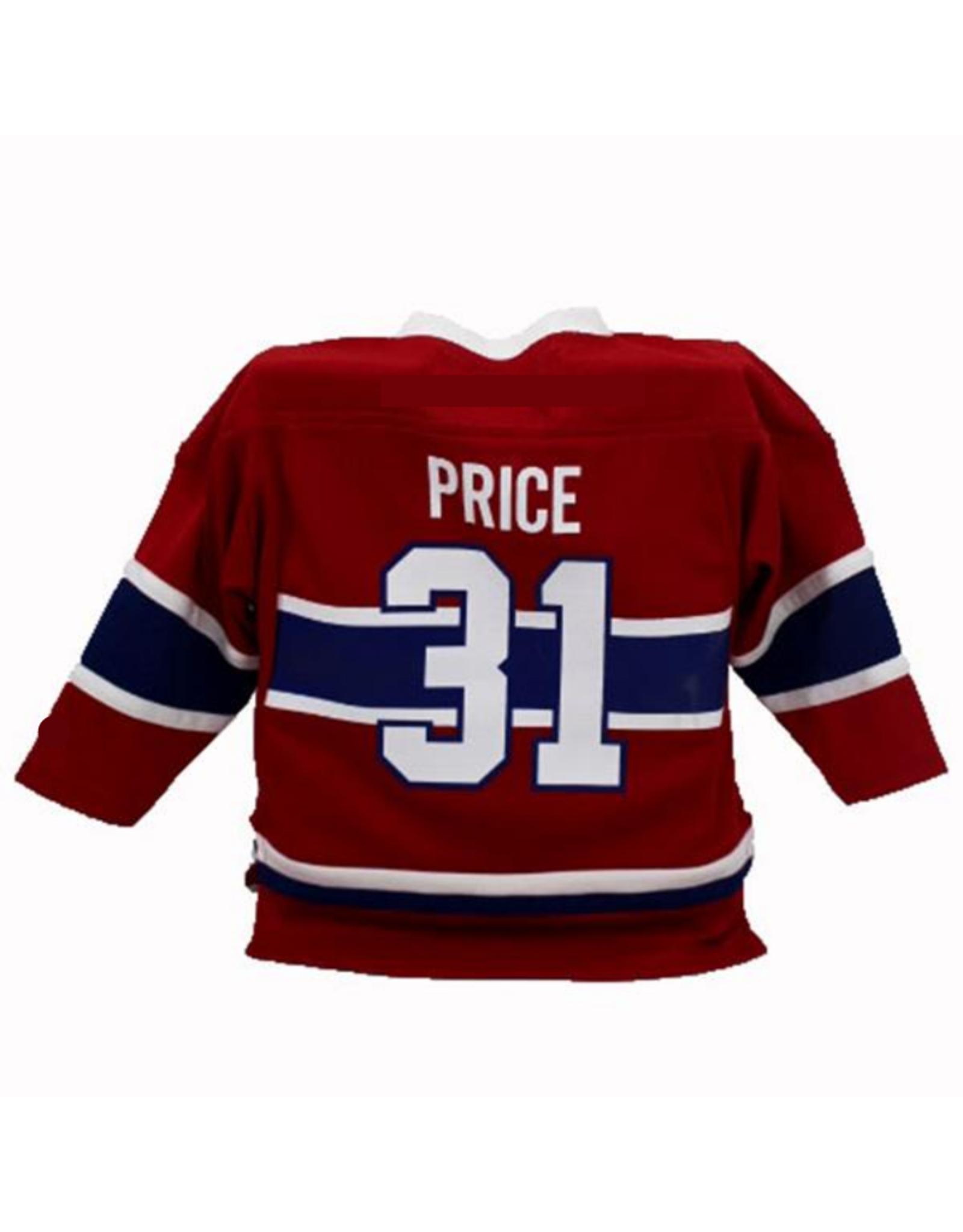 Fanatics NHL Infant Premier Carey Price #31 Jersey Montreal Canadiens