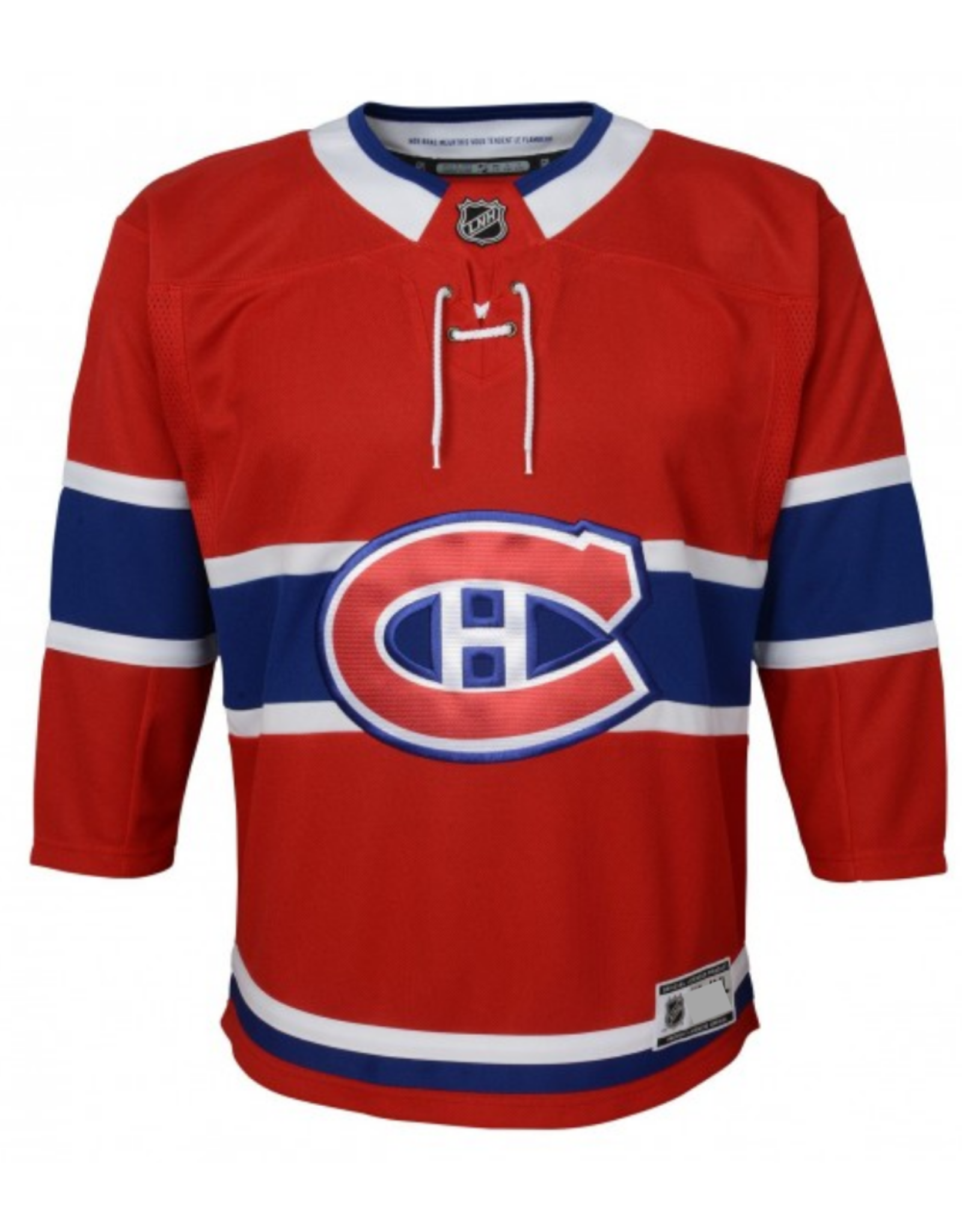 NHL Toddler Premier Carey Price #31 Jersey Montreal Canadiens 2-4T