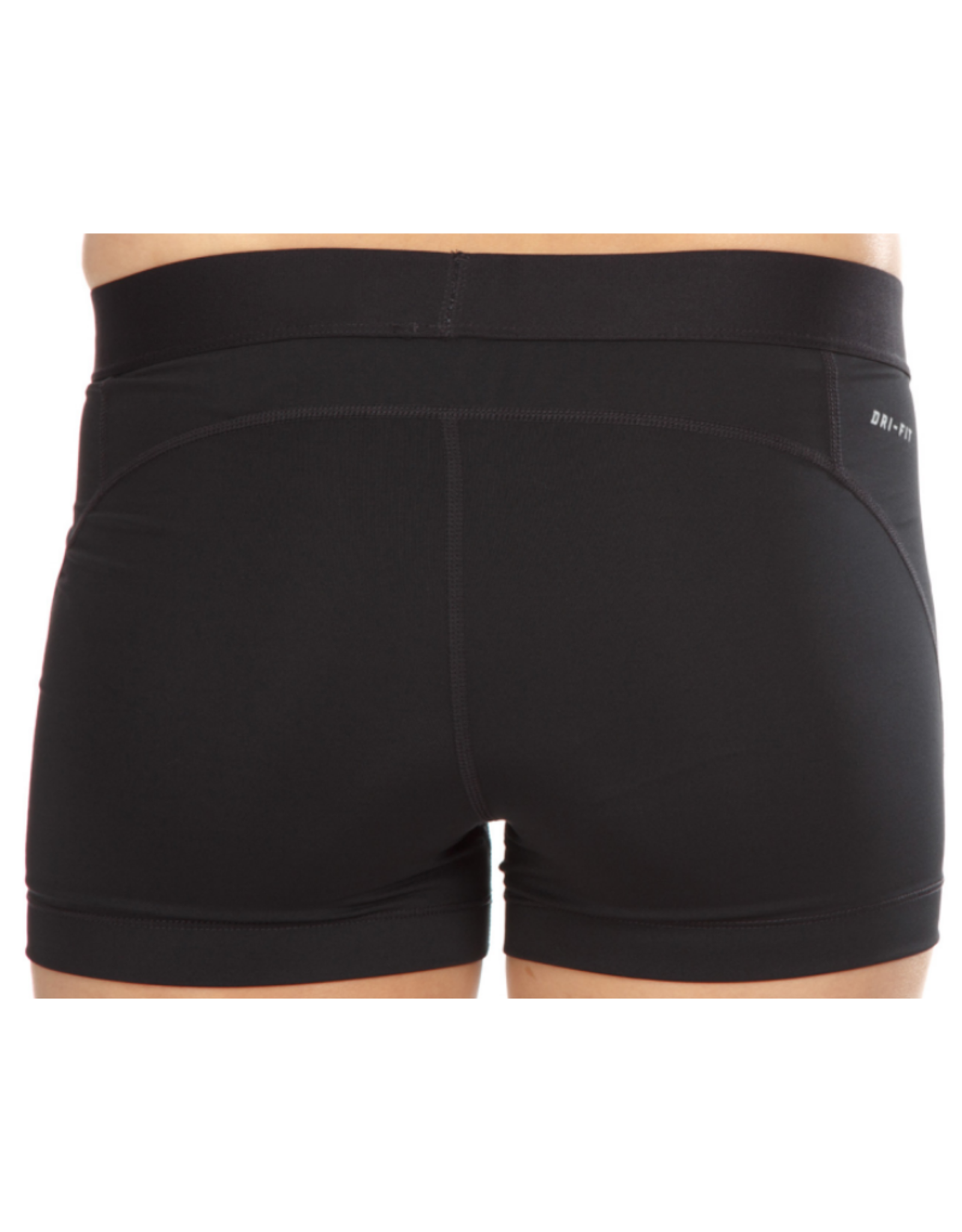 "Nike Women's Pro Volleyball Short 3"" Black"
