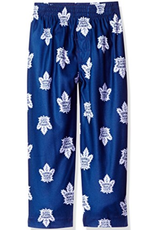 NHL Child Team Logo Printed Pant Toronto Maple Leafs Blue