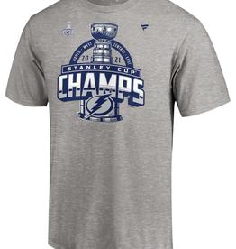 Fanatics Fanatics '21 Stanley Cup Champions T-Shirt Tampa Bay Lightning