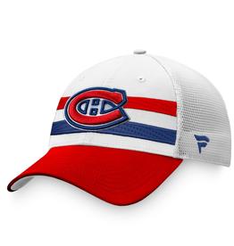 Fanatics Fanatics Men's '21 Draft Hat Adjustable Montreal Canadiens White