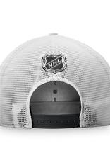 Fanatics Fanatics Men's '21 Draft Hat Adjustable Chicago Blackhawks White