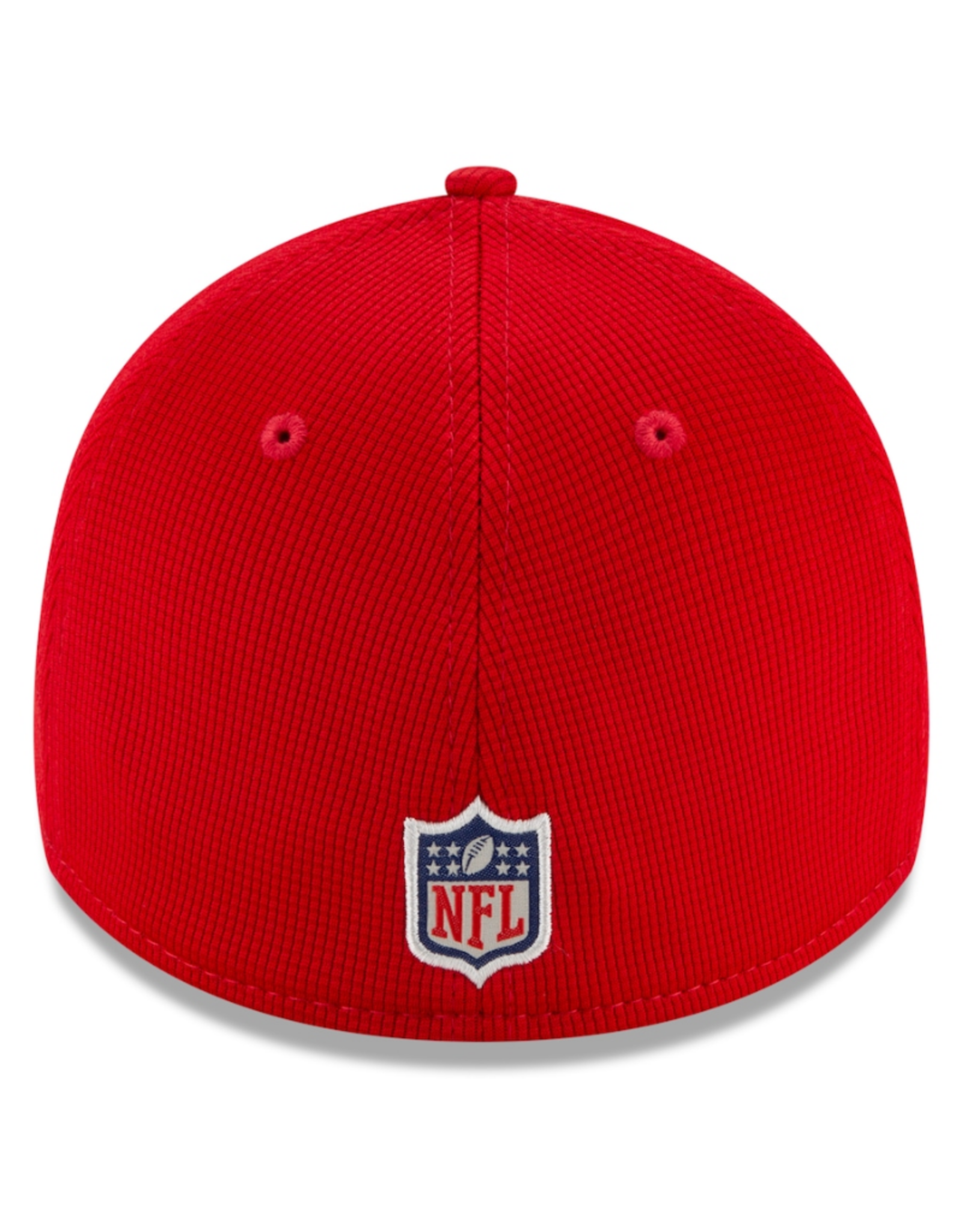 New Era Men's '21 39THIRTY Sideline Home Hat San Fransisco 49ers Burgandy