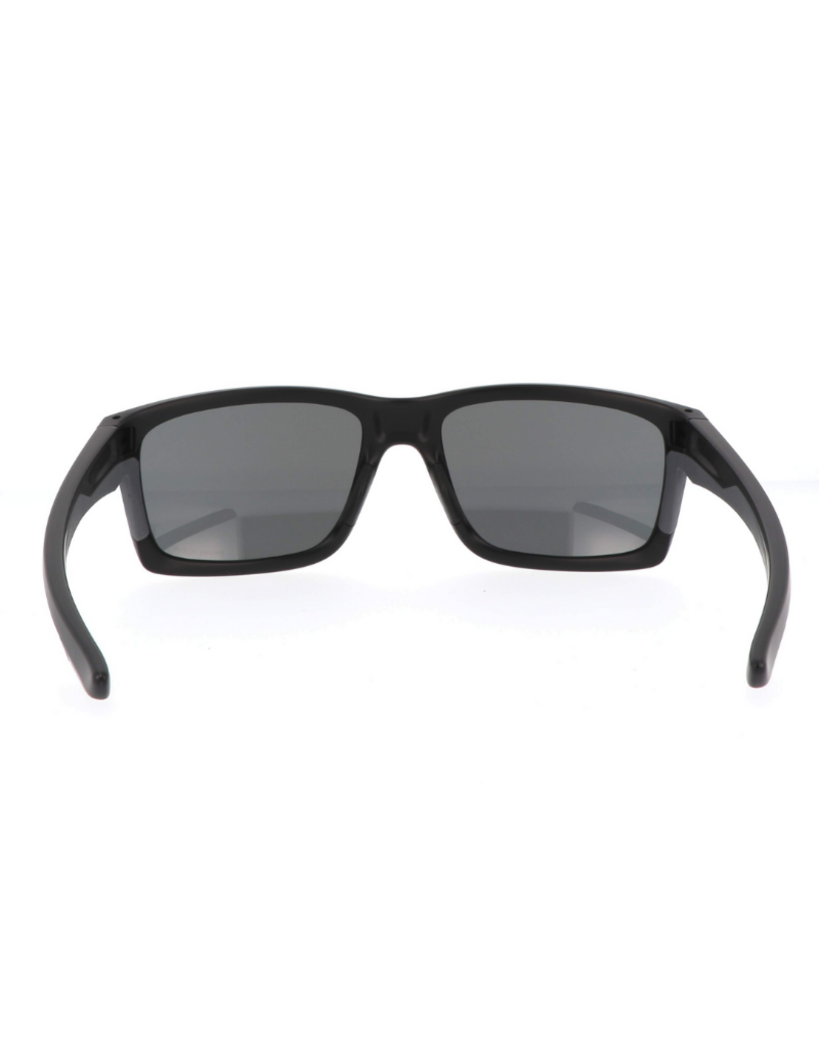 Oakley Mainlink XL Prizm Grey Lenses Matte Black Frame Sunglasses