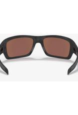 Oakley Turbine Prizm Deep Water Polarized Lenses Matte Black Camo Frame Sunglasses