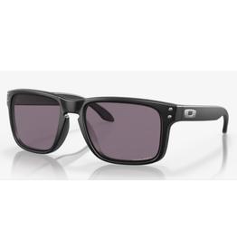 Oakley Holbrook Prizm Grey Matte Black Sunglasses