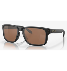 Oakley Holbrook Prizm Tungsten Polarized Matte Black Sunglasses