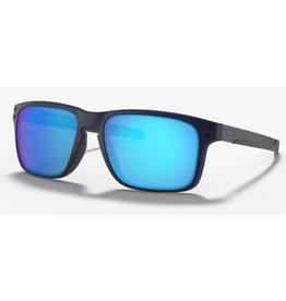 Oakley Holbrook Mix Prizm Sapphire Matte Translucent Blue Sunglasses