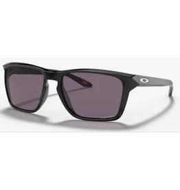 Oakley Sylas Prizm Grey Polished Black Sunglasses