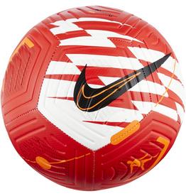 Nike CR7 Strike Soccer Ball White Red Size 5