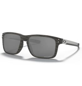 Oakley Holbrook Mix Prizm Black  Woodgrain Sunglasses