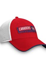 Fanatics Fanatics Iconic Trucker Adjustable Montreal Canadiens