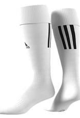 Adidas Adidas Santos Soccer Sock White