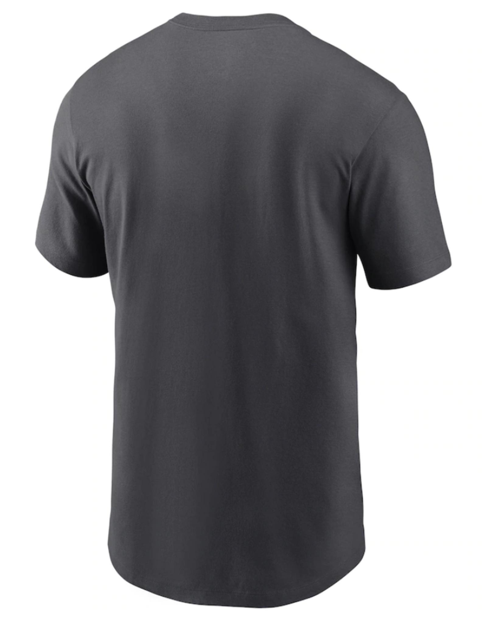 Nike Broadcast T-shirt Kansas City Chiefs Black