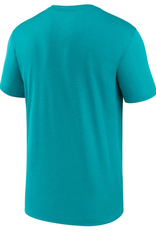 Nike Men's Microtype T-Shirt Miami Dolphins Teal