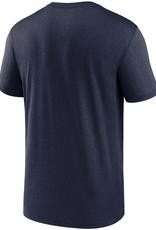 Nike Men's Microtype T-Shirt Seattle Seahawks Navy