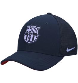 Nike Men's Aerobill Classic99 Trucker Hat Barcelona Navy