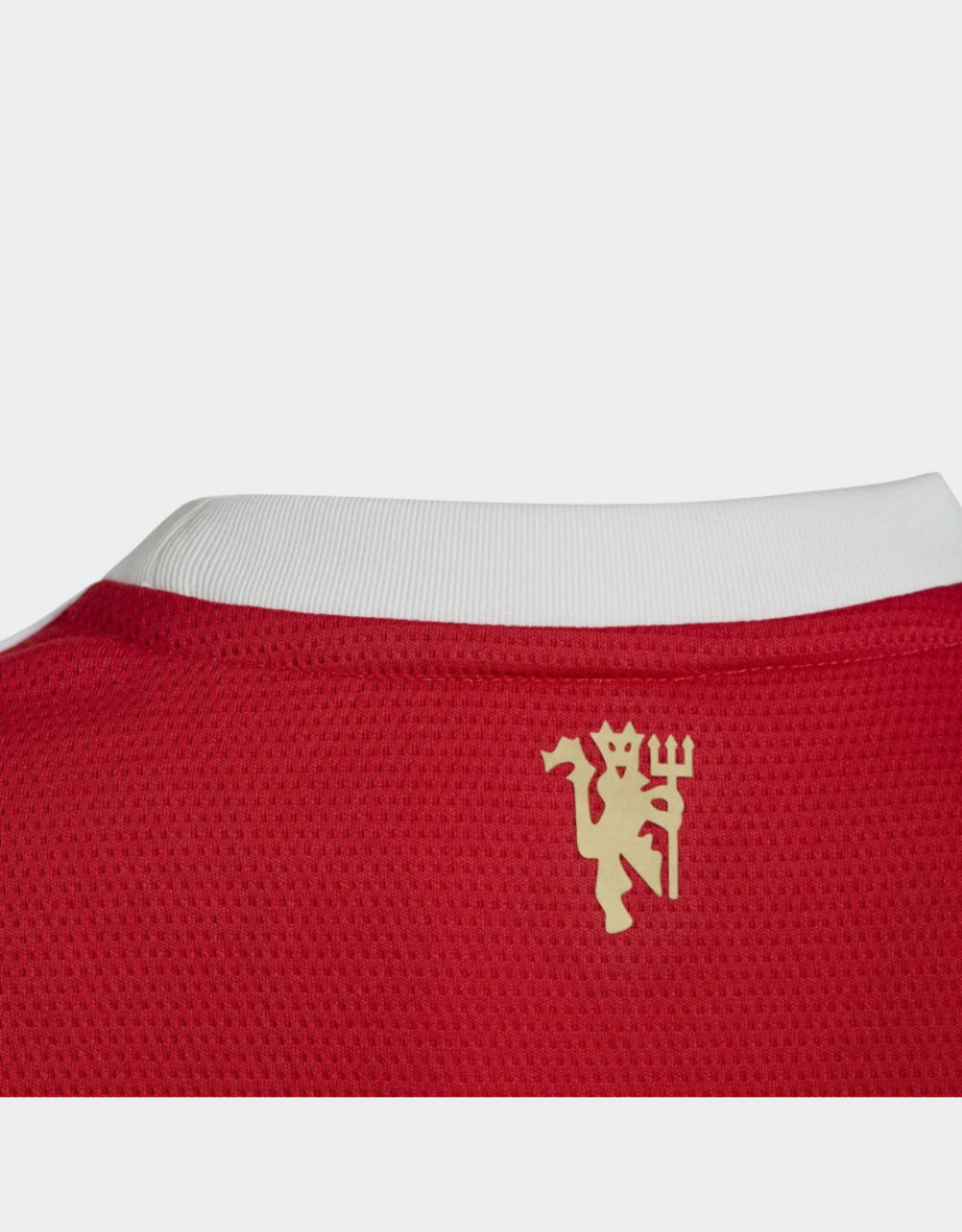 Adidas Adidas Men's '21 Soccer Jersey Manchester United Red
