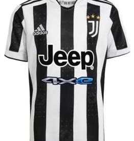 Adidas Adidas Men's '21 Soccer Jersey Juventus Black/White
