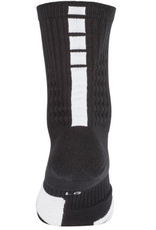 Nike Elite Crew Sock Black