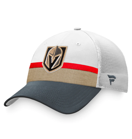 Fanatics Fanatics Men's '21 Draft Hat Vegas Golden Knights White Adjustable