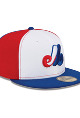 New Era Cooperstown 69-91 Hat Montreal Expos Red/White/Blue