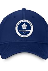 Fanatics Fanatics Authentic Pro Training Stretch Fit Hat Toronto Maple Leafs Blue