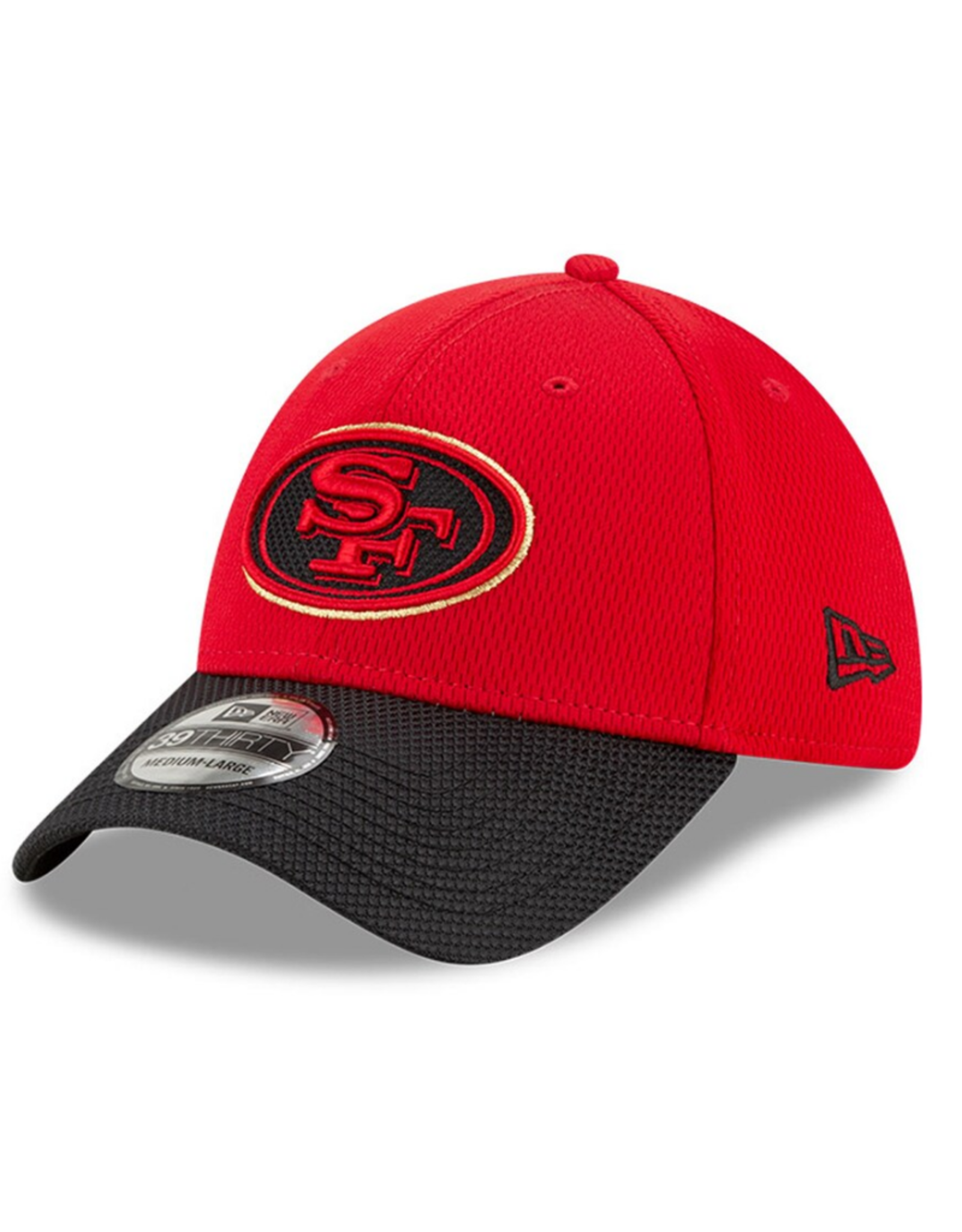 New Era '21 Sideline Road 39THIRTY San Francisco 49ers Red