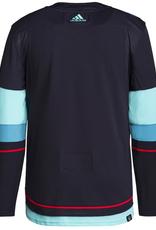 Adidas Adidas Authentic Home Jersey Seattle Kraken Navy