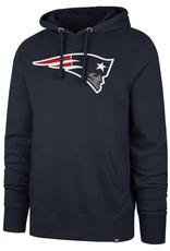 '47 Adult Imprint Headline Hoodie New England Patriots Navy