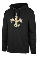 '47 Adult Imprint Headline Hoodie New Orleans Saints Black