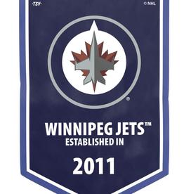 The Sports Vault Victory Banner Winnipeg Jets