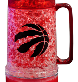 The Sports Vault Light Up Freezer Mug Toronto Raptors