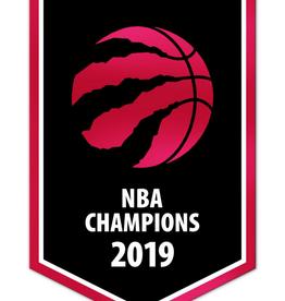 The Sports Vault 2019 Champs Victory Banner Toronto Raptors