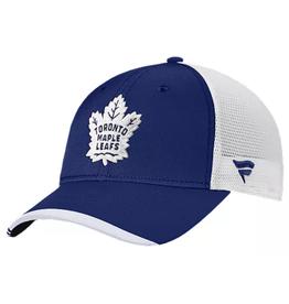 Fanatics Fanatics '21 Locker Room Adjustable Hat Toronto Maple Leafs Blue/White