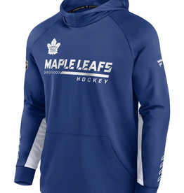 Fanatics Fanatics Men's '21 Locker Room Hoodie Toronto Maple Leafs Blue
