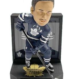Forever Collectables FOCO Framed Showcase Bobble Head Auston Matthews Toronto Maple Leafs