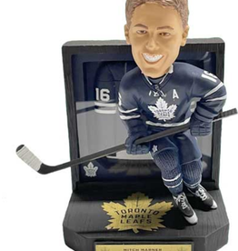 Forever Collectables FOCO Framed Showcase Bobble Head Mitch Marner Toronto Maple Leafs