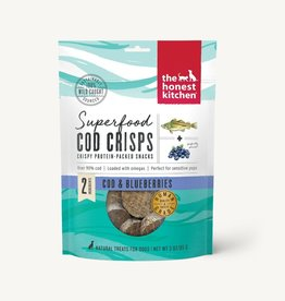 HONEST KITCHEN COD CRISPS BLUEBERRY