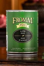 FROMM LAMB PATE 12 OZ