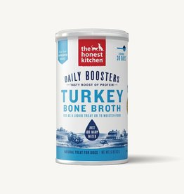 HONEST KITCHEN BONE BROTH TURKEY 3.6OZ