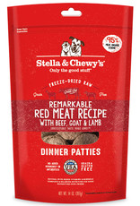 STELLA & CHEWY'S FREEZE-DRIED RED MEAT 14 OZ