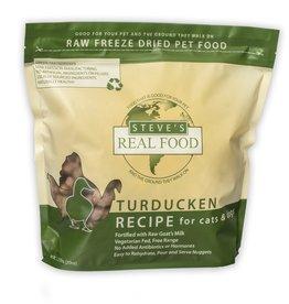 STEVES REAL FOOD FREEZE-DRIED TURDUCKEN 1.25#