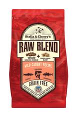 STELLA & CHEWY'S RAW BLEND WILD CAUGHT 22#