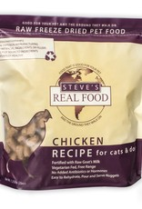STEVES REAL FOOD FREEZE-FRIED CHICKEN 1.25#