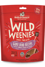STELLA & CHEWY'S WILD WEENIES GAME BIRD 3.25OZ