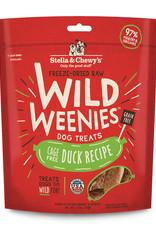 STELLA & CHEWY'S WILD WEENIES DUCK 3.25OZ