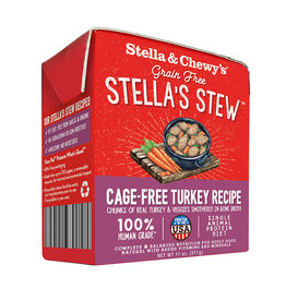STELLA & CHEWY'S STEW TURKEY 11OZ